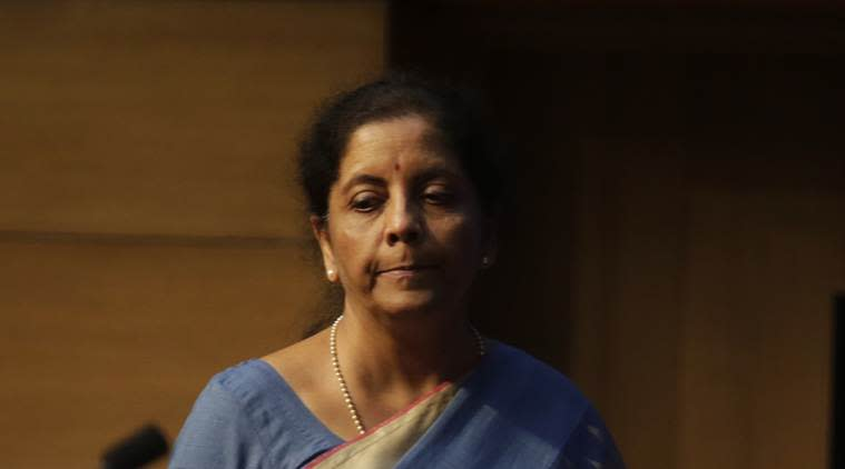 Five state ministers to FM Sitharaman: 'Facing acute pressure on fiscal' because of GST dues