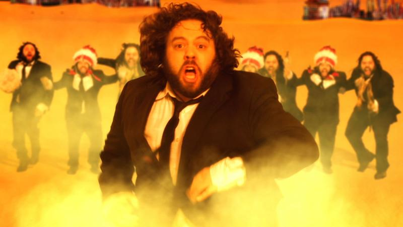 Dan Fogler in 'Don Peyote'