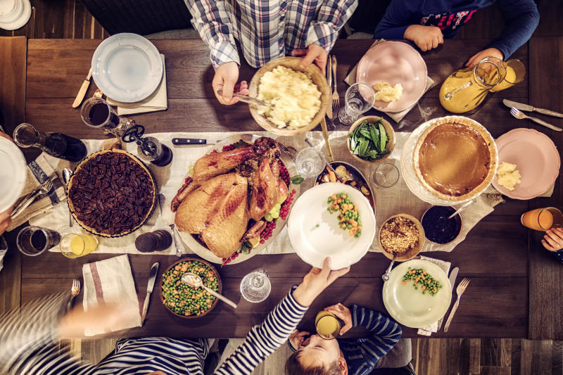 Thanksgiving traditions can vary by region. (GMVozd via Getty Images)