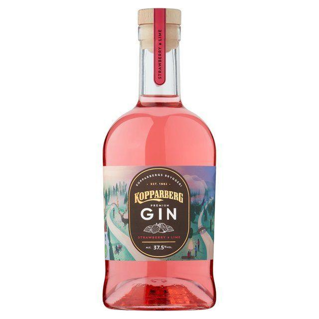 """<p>Big fan of the fruity cider? Well, you'll be happy to know that Kopparberg has introduced a strawberry and lime infused gin. They recommend serving it with tons of ice and mixed with some lemonade. Why not garnish it with some fresh strawberries? </p><p><strong>£18.00, The Bottle Club </strong></p><p><a class=""""link rapid-noclick-resp"""" href=""""https://go.redirectingat.com?id=127X1599956&url=https%3A%2F%2Fwww.thebottleclub.com%2Fproducts%2Fkopparberg-strawberry-lime-premium-gin-70cl%3Fgclid%3DCjwKCAjw5fzrBRASEiwAD2OSV7vG30XqmOK0YM2-9TL3n2OdJIGLJCg4GEOz6ztk2CsQqt-8bH42YRoCsIEQAvD_BwE&sref=https%3A%2F%2Fwww.delish.com%2Fuk%2Fcocktails-drinks%2Fg29069585%2Fflavoured-gin%2F"""" rel=""""nofollow noopener"""" target=""""_blank"""" data-ylk=""""slk:BUY NOW"""">BUY NOW </a></p>"""
