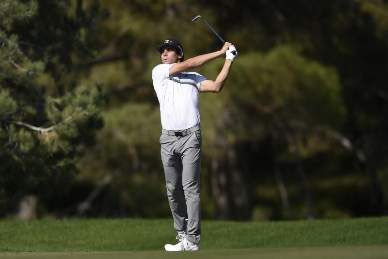 FILE PHOTO: PGA: CJ Cup - Final Round