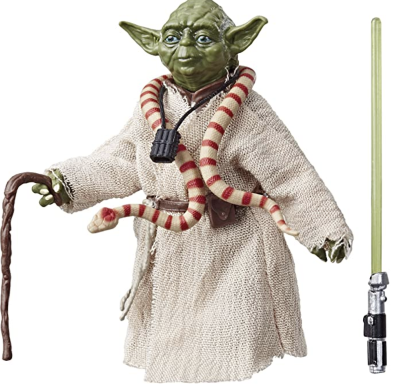 "Star Wars The Black Series Archive Yoda 6"" Scale Figure. (PHOTO: Amazon)"