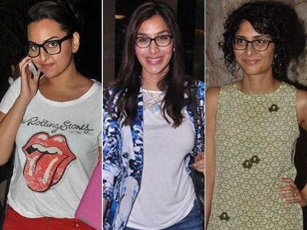 B-Town Actresses Go Nerdy in Geek Glasses
