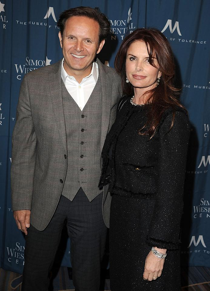 "<a href=""http://movies.yahoo.com/movie/contributor/1809141113"">Mark Burnett</a> and <a href=""http://movies.yahoo.com/movie/contributor/1800175668"">Roma Downey</a> attend the 2011 Wiesental Center National Tribute Dinner In Honor Of Tom Cruise in Los Angeles on May 5, 2011."