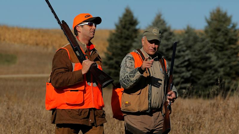 Controversial Congressman Touts Iowa 'Peasant Hunt' With Donald Trump Jr.