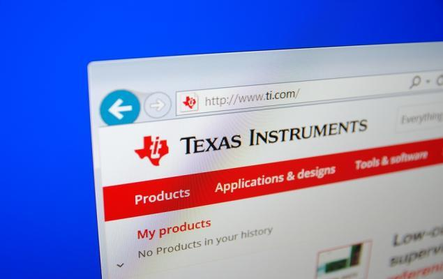Texas Instruments to Gain Traction With New Charger ICs