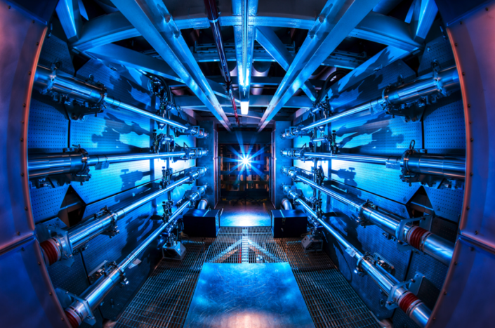 Photo credit: Lawrence Livermore National Laboratory