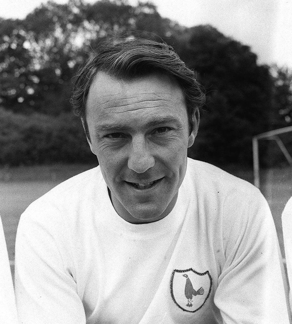 Greaves is Tottenham's highest-ever goalscorer with 266 (PA)