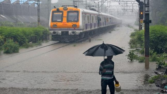 Train disrupted, flights delayed, NDRF teams on relief and rescue work. All was happening yet again in the city that seeks to compete with global financial hubs.