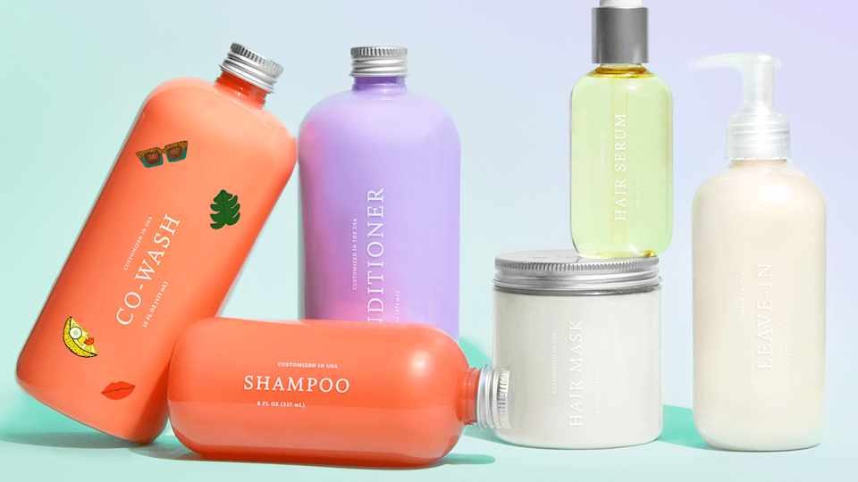 Shop customizable hair, skin and beauty products at Function of Beauty.