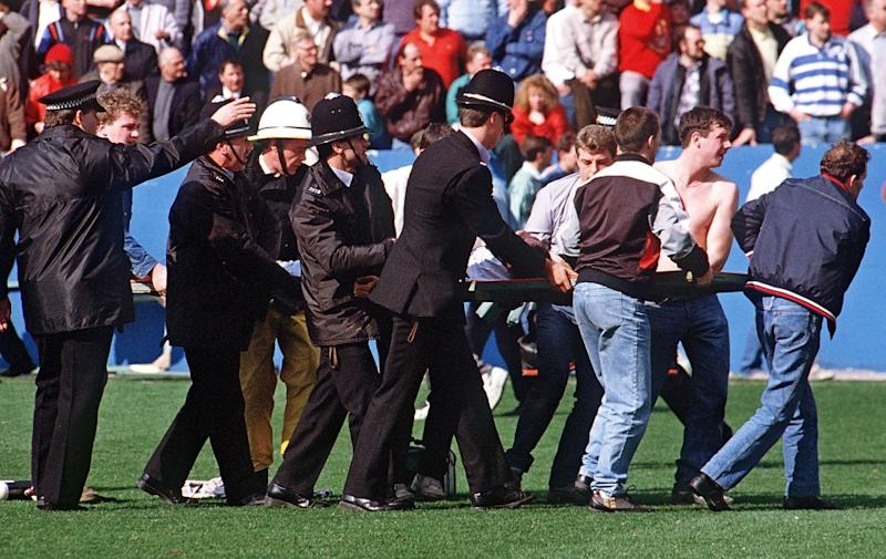 Police Among Six Charged In Uk Over 1989 Hillsborough Disaster