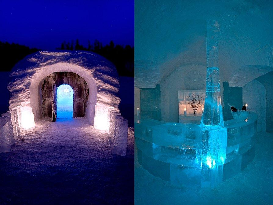"<div class=""caption-credit""> Photo by: Sorrisniva</div><div class=""caption-title""></div><b>Sorrisniva Igloo Hotel in Alta, Norway</b> <br> Don't forget, these structures can't stay up year-round! Rebuilt for the 15th time this winter, the Igloo Hotel is the only one of its kind. <br> <i>Find out more at <a rel=""nofollow"" href=""http://www.sorrisniva.no/page.jsp?id=29&mid=26"" target=""_blank"">Sorrisniva</a></i>"