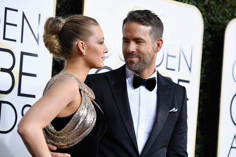 Ryan Reynolds Is Now Blake Lively's Personal Photographer Because of Course He Is