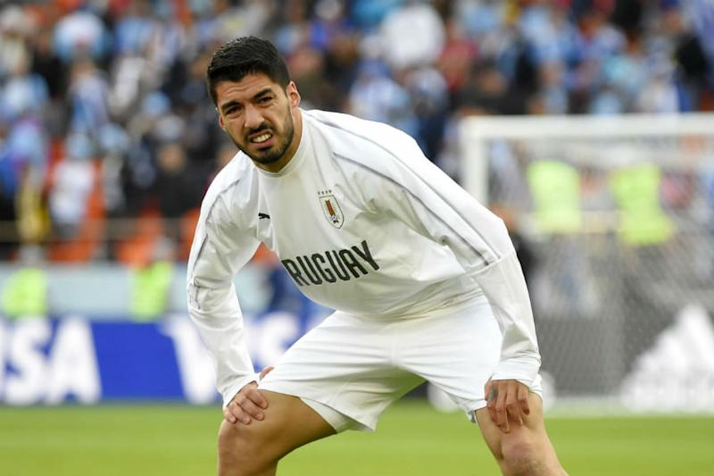 Injured Luis Suarez Ruled Out of China Cup