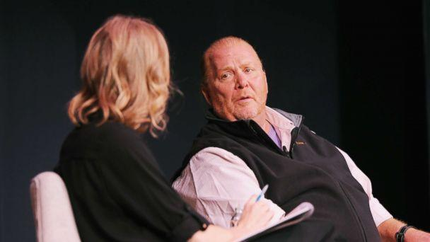 PHOTO: Famed Italian chef Mario Batali was asked to step away from 'The Chew' while ABC reviews sexual misconduct allegations. (Craig Barritt/Getty Images for Fast Company)