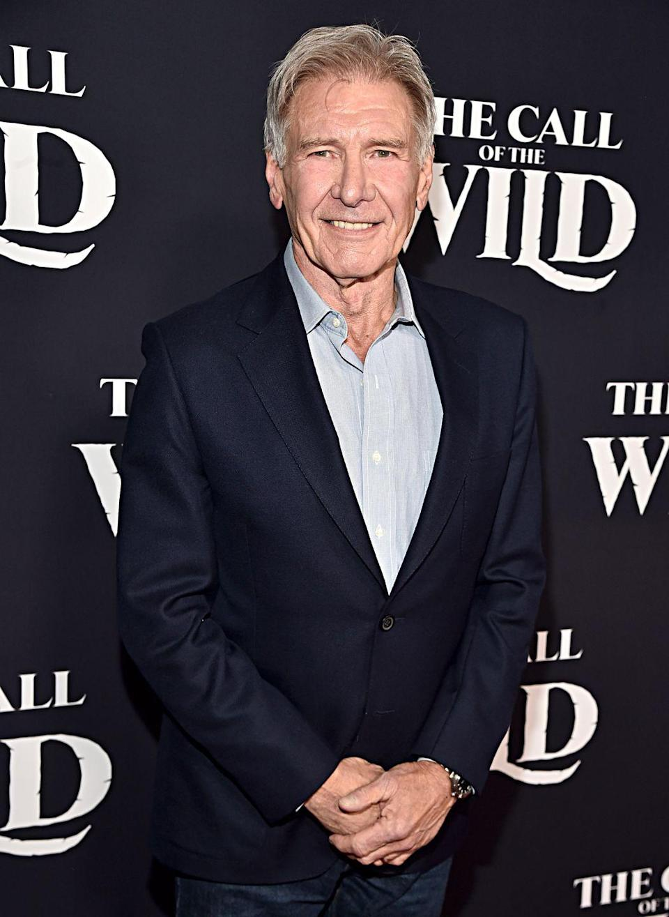 """<p>Harrison Ford wasn't keen on acting until later in his college years. Before that, the <em>Indiana Jones </em>star was a philosophy major and <a href=""""https://www.sigmanu.org/prospective-members/notable-sigma-nu-members"""" rel=""""nofollow noopener"""" target=""""_blank"""" data-ylk=""""slk:joined Sigma Nu"""" class=""""link rapid-noclick-resp"""">joined Sigma Nu </a>when he arrived on campus at Ripon College.</p>"""
