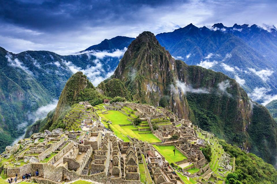 Machu Picchu, a 500-year old moumtain fortress, has been closed to tourists since March.