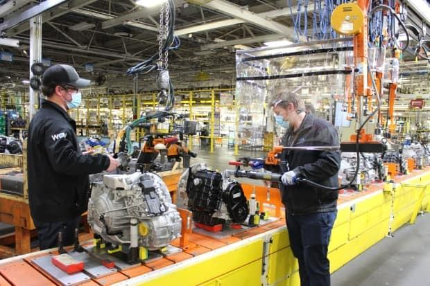 The Windsor Assembly Plant is going on hiatus for two more weeks starting June 7.  (Submitted by FCA Canada - image credit)