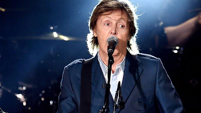 Paul McCartney sera en concert en juin prochain au Vélodrome de Marseille et au Stade de France. - Kevin Winter - Getty Images - AFP