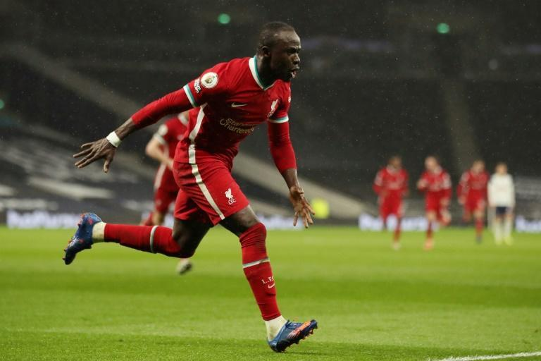 Sadio Mane scored in Liverpool's 3-1 win at Tottenham to end a five-game winless run in the Premier League