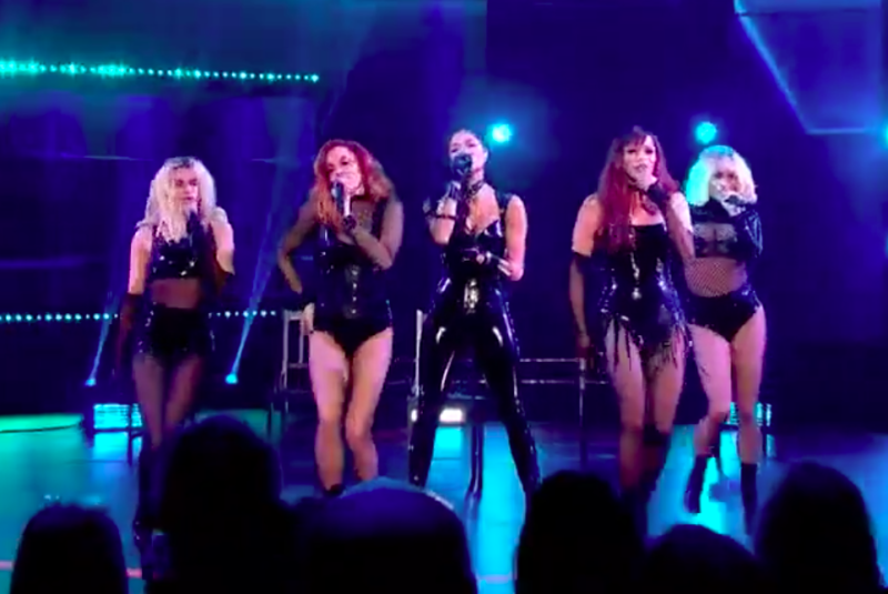 Pussycat Dolls on Sport Relief 2020 (BBC1)