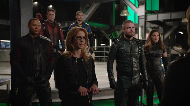 'Arrow' Hangs Up the Bow After 8 Seasons: Read Stephen Amell and the Cast's Farewell Messages