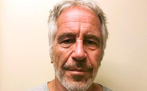Jeffrey Epstein was convicted of sex offences in 2008 - Credit: AP