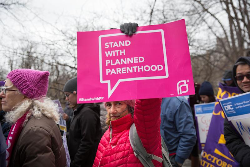 Planned Parenthood Will Reportedly Keep Funding Under Congress's New Budget
