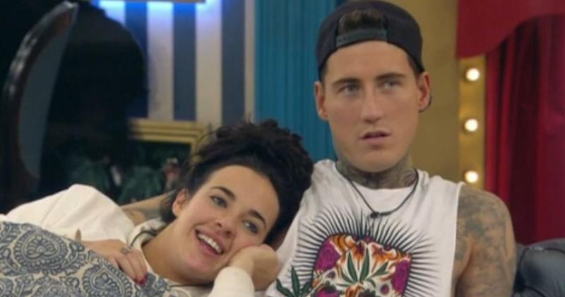 The pair found love in the Celebrity Big Brother house (Copyright: REX/Shutterstock)