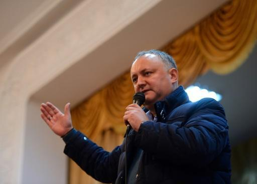 Moldova votes in showdown between backers of Russia, EU