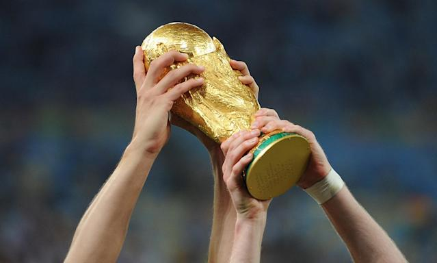 More teams will get to compete for the World Cup trophy, starting in 2026. (Getty Images)