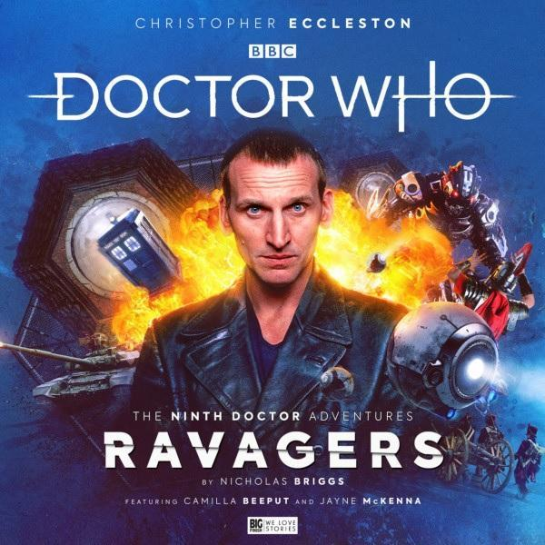 Doctor Who Ninth Doctor Adventures Volume 1: Ravagers
