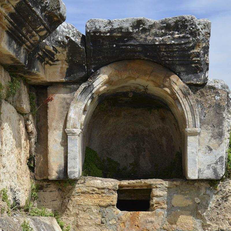 Scientists Discover the Secret to Ancient Roman 'Gate to Hell'