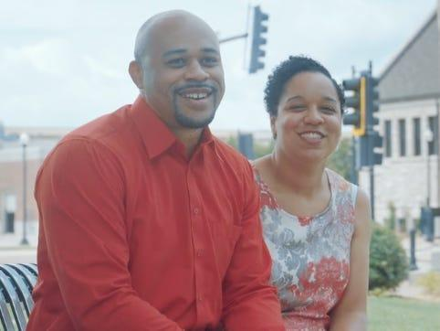Ricci Dula and his wife Kristina moved to Quincy in 2019.