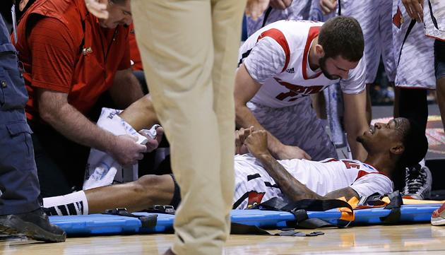 NFL players, past and present, reach out to Kevin Ware after