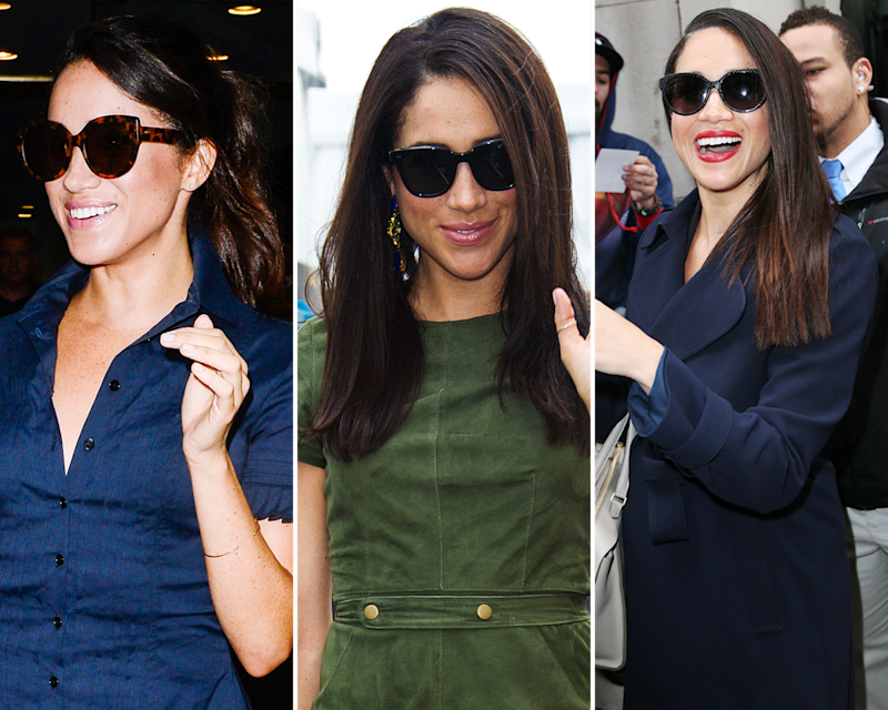 Sunglasses, in addition to being stylish, are also great for avoiding eye contact with the paparazzi and maintaining an air of mystery.