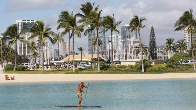 Hawaii Tops Well-Being List for Fourth Consecutive Year