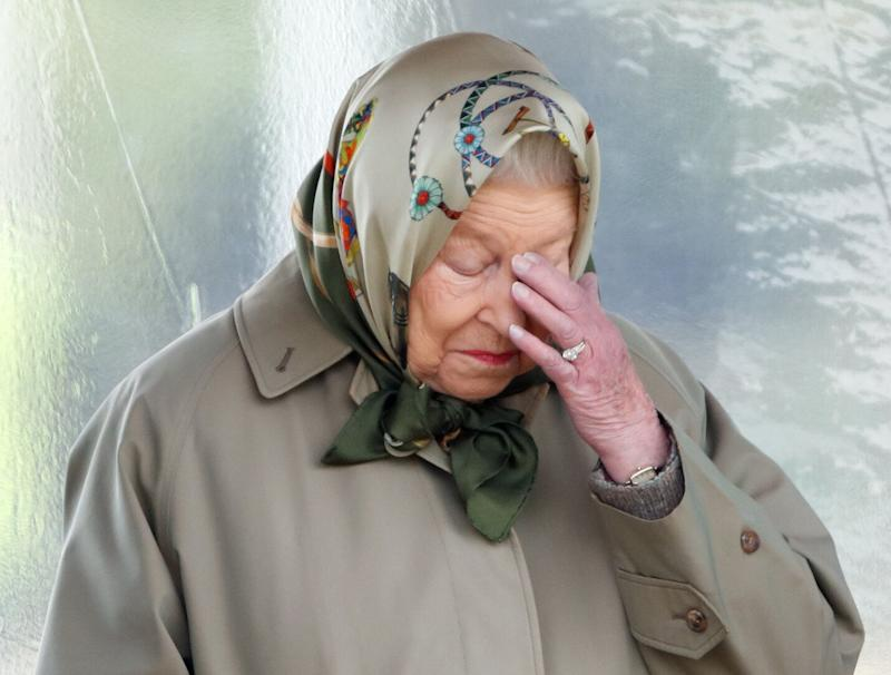 Queen Elizabeth II has been isolating during the pandemic at Windsor Castle. (Photo: Max Mumby/Indigo via Getty Images)