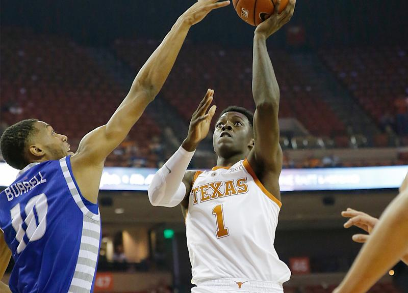 Andrew Jones, Texas Longhorns guard, returns after leukemia treatments