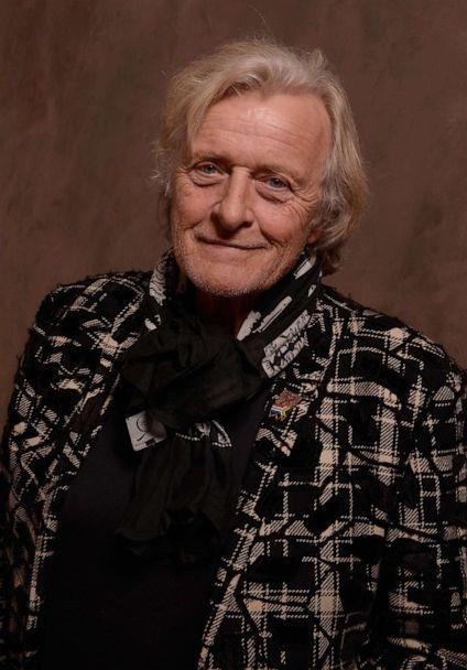 PHOTO: Actor Rutger Hauer poses for a portrait during the 2013 Sundance Film Festival at the Getty Images Portrait Studio at Village at the Lift on January 19, 2013 in Park City, Utah. (Larry Busacca/Getty Images)