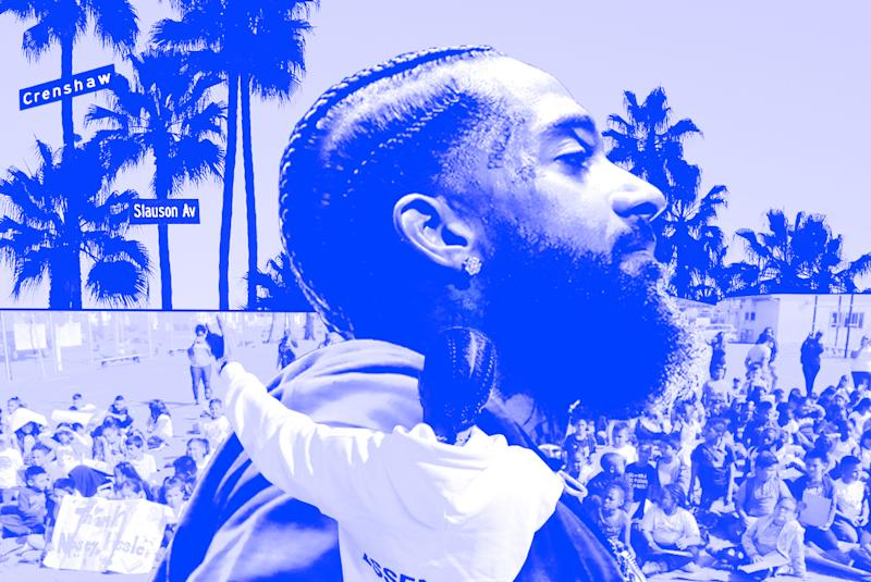 The Marathon Continues: How Nipsey Hussle's Vision for L A  Will Live On
