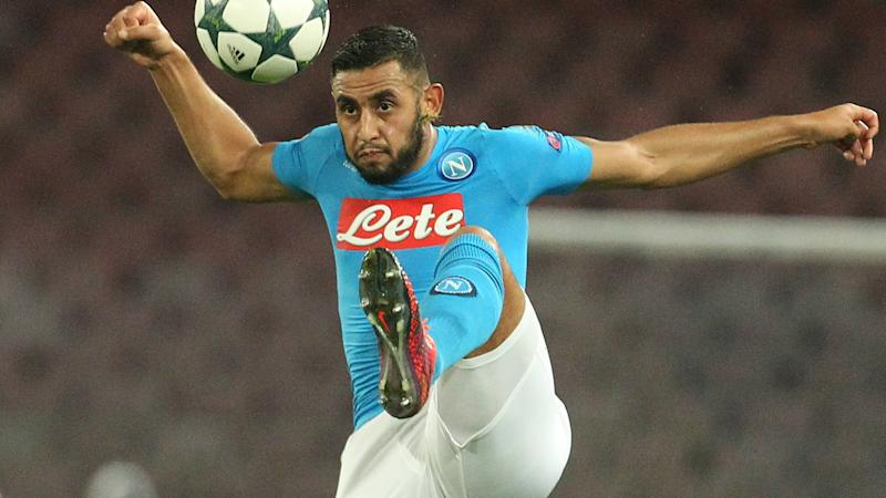Ghoulam Napoli Champions
