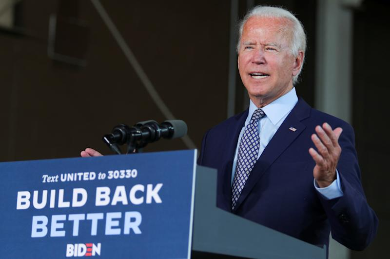 Why Joe Biden Wants to Go Big on a Stimulus Package