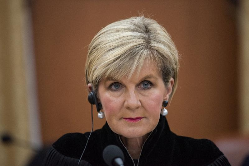 Australian Foreign Minister Julie Bishop, who travelled to Vanuatu last weekend with Britain's Prince Charles, said she was confident of Canberra's strong relationship with Port Vila