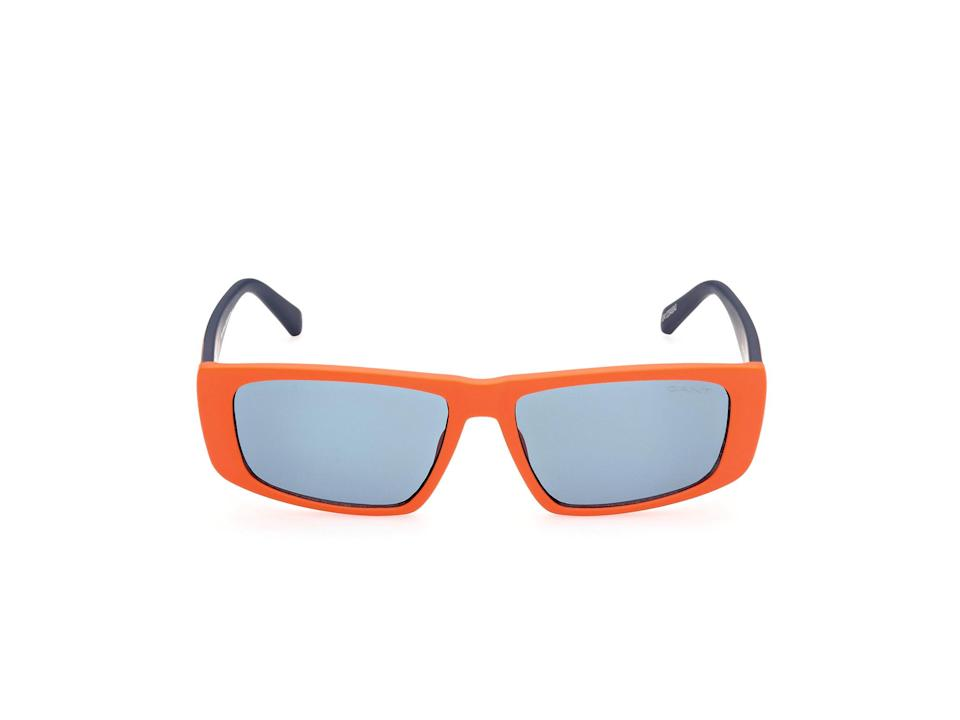 Gant eyewear by Marcolin, with 85 percent of its material from recycled bottles. - Credit: Courtesy/Marcolin