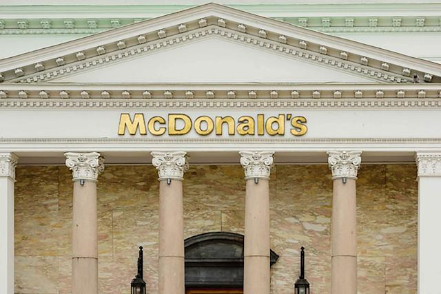 This Is the Most Expensive McDonald's Big Mac in the World