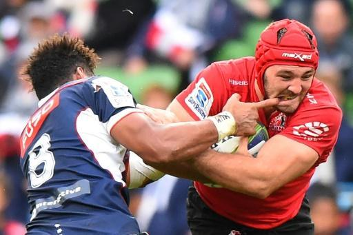 Crusaders tame Bulls in Super Rugby New Zealand rampage