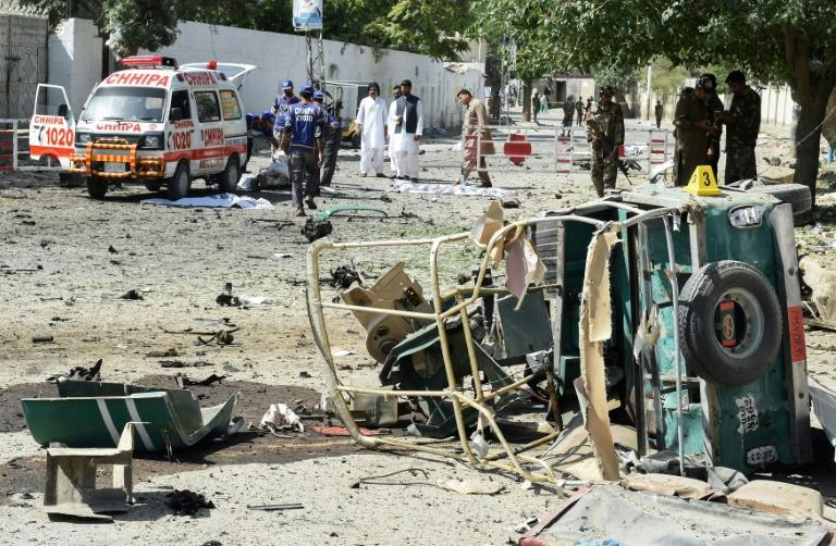 18 killed, over 100 injured in Parachinar market twin blasts