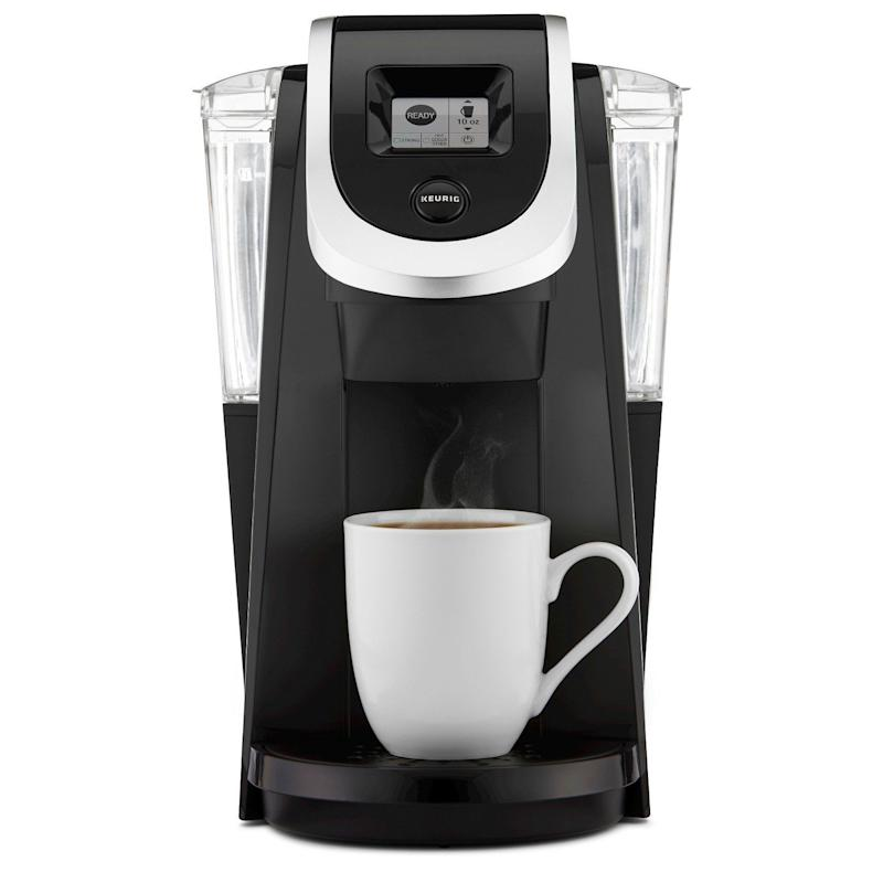 "And when you're like, ""lol, what's a French press?"", trust that a <a href=""https://www.target.com/p/keurig-174-k200-single-serve-k-cup-174-pod-coffee-maker/-/A-17262041#lnk=newtab"" target=""_blank"">Keurig</a> will do."