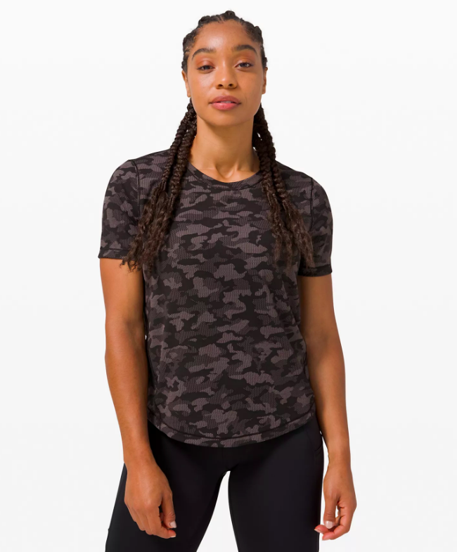 Long Distance Short Sleeve (Photo via Lululemon)